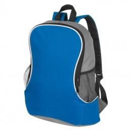 Rucsac cu buzunare laterale - 6893304, Blue