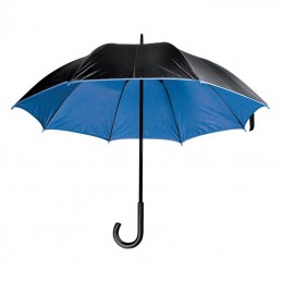 Umbrelă lux cu tijă metalică - 4519704, Blue