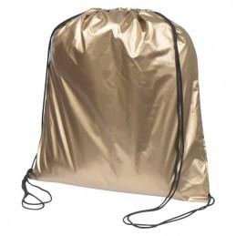 Geantă sport din polyester - 6091298, Gold