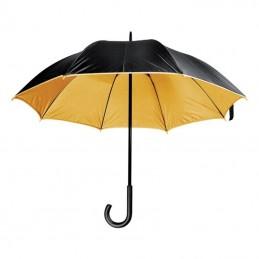Umbrelă lux cu tijă metalică - 4519798, Gold