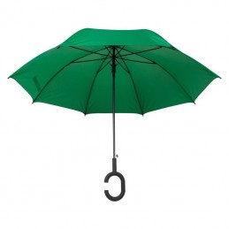 "Umbrelă cu mâner ""C"" - 4139109, Green"