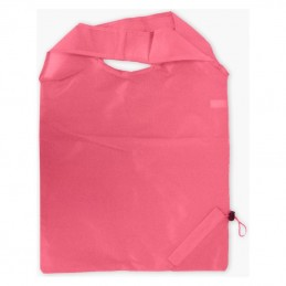 Sacoşă de cumpărături pliabilă - 6072411, Pink