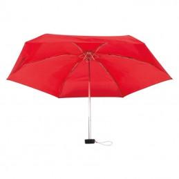 Umbrelă automată în husă EVA - 4094005, Red