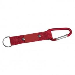 Breloc cu carabină - 9116805, Red