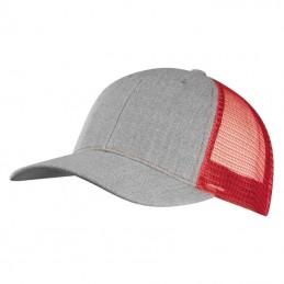 Șapcă baseball cu plasă - 5147505, Red