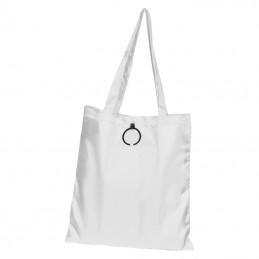Sacoşă pliabilă de cumpărături - 6095606, White