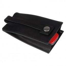Husă-breloc cu protecție RFID - 9138403, Black