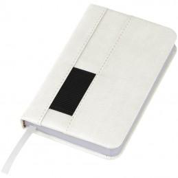 Caiet notițe A6 cu buzunar - 2136406, White