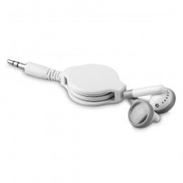 REEL. Earphones 45274.06, Alb