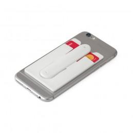 CARVER. Suport pentru card smartphone 93321.06, Alb