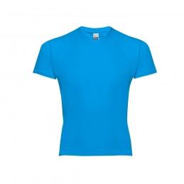 QUITO. Tricou pentru copii 30169.54-10, Albastru acqua
