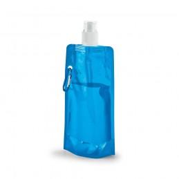KWILL. Sticla pliabilă 94612.24, Albastru deschis