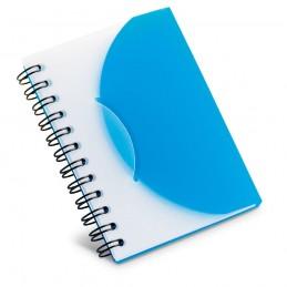 MILTON. A7 Notepad 93476.24, Albastru deschis