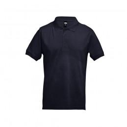 ADAM. Tricou polo pentru barbati 30131.34-L, Albastru marin