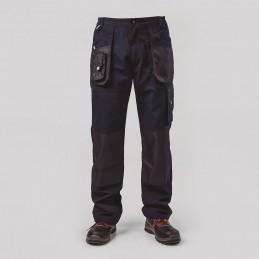 WARSAW. Pantaloni de lucru bărbați 30178.34-L, Albastru marin