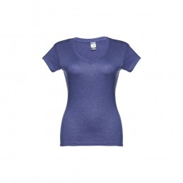 ATHENS WOMEN. Tricou pentru dame 30118.94-L, Albastru melange