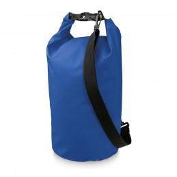 HARU. Bag rucsac cilindric 10 L impermeabil 72435.14, Albastru Royal
