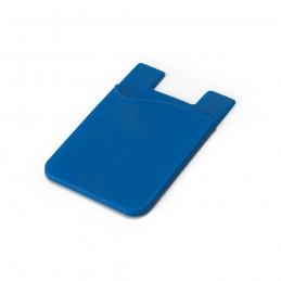 SHELLEY. Suport pentru card smartphone 93320.14, Albastru Royal